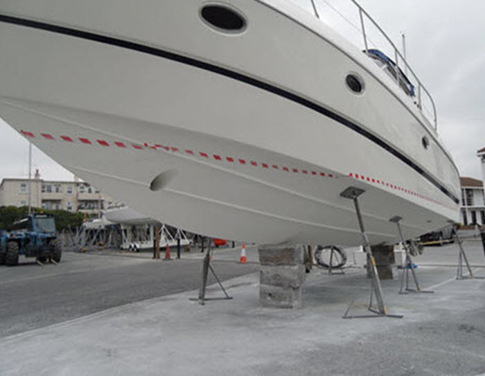 Complete Boat Hull Replacement Services