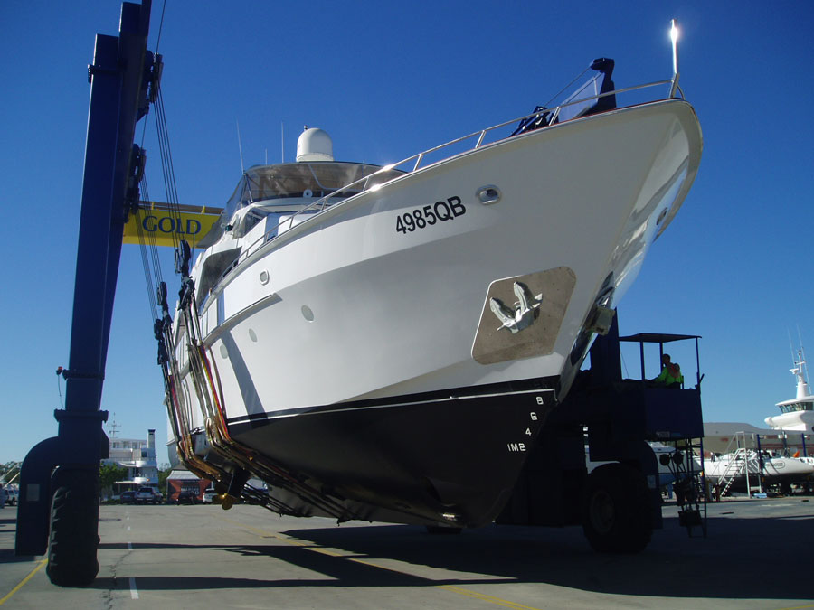 Vessel Maintenance Services